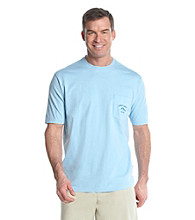 Tommy Bahama® Men's Mystical Blue Bali High Tide Tee Shirt