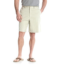 Tommy Bahama® Men's Khaki Sands Ashore Thing Flat Front Shorts