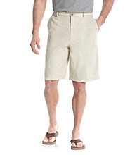 Tommy Bahama® Men's Natural Khaki All Aboard Stripe Shorts