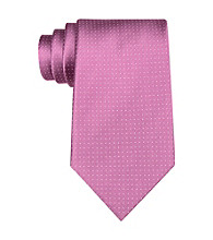 Kenneth Roberts Platinum® Men's Lilac Dot Fashion Silk Tie