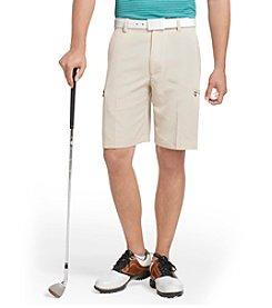 Izod® Men's Stonedust Microsand Cargo Golf Shorts