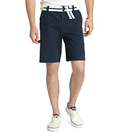 Izod® Men's Saltwater Flat Front Shorts
