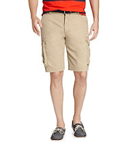 Izod® Men's Cedarwood Saltwater Cargo Shorts