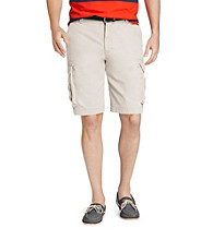 Izod® Men's Stone Dust Saltwater Cargo Shorts