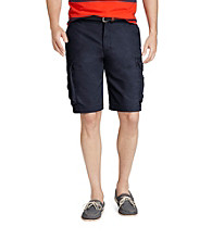 Izod® Men's Midnight Blue Saltwater Cargo Shorts