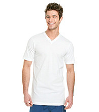 Jockey® Men's White Slim Fit 3-Pack V-Neck