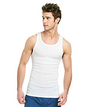 Jockey® Men's White Classic 3-Pack A-Shirt