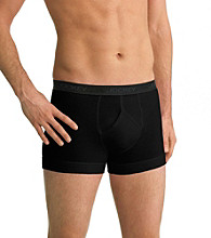 Jockey® Men's Black Big & Tall Stay Cool 2-Pack Boxer Brief