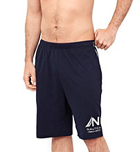 Nautica® Men's Maritime Navy Knit Sleep Short