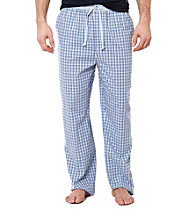 Nautica® Men's Journey Blue Mini Check Woven Pant