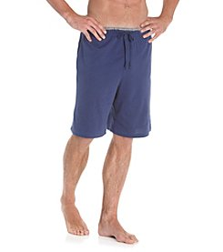 Nautica® Men's Peacoat Blue Anchor Knit Sleep Short