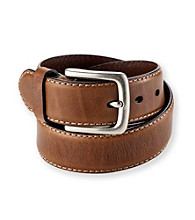 Fossil® Men's Brown Aiden Leather Belt