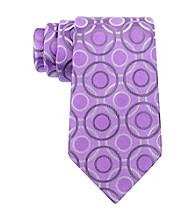 MICHAEL Michael Kors® Men's Lilac Bass Dot Silk Tie