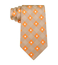 MICHAEL Michael Kors® Men's Camel French Neat Silk Tie