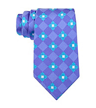 MICHAEL Michael Kors® Men's Light Blue French Neat Silk Tie