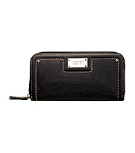 Nine West® Table Treasures Zip Around Wallet - Black