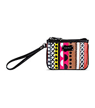 Nine West® Can't Stop Shopper Wristlet - Pink Multi