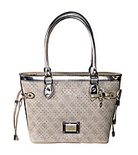 Guess Silver Madaket Carryall
