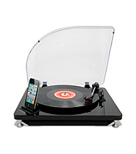 ION iLP Digital Conversion Turntable for iPad® iPhone® and iPod touch®
