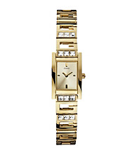 Guess Goldtone G Iconic Sophistication Watch