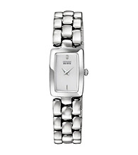 Citizen® Silvertone Women's Jolie Eco-Drive Watch