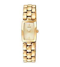 Citizen® Goldtone Women's Jolie Eco-Drive Watch
