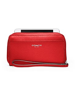 COACH SAFFIANO LEATHER UNIVERSAL CASE