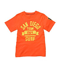 Carter's® Boys' 4-7 Orange Short Sleeve