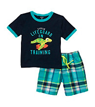 Carter's® Boys' 2T-4T Navy 2-pc.