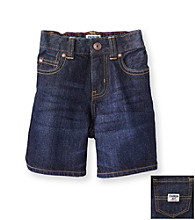 OshKosh B'Gosh® Boys' 2T-4T Varsity Wash 5 Pocket Denim Shorts