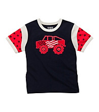 OshKosh B'Gosh® Boys' 2T-4T Navy Short Sleeve Monster Truck Tee