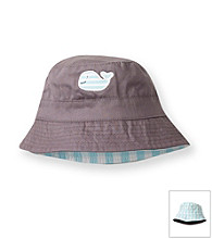 Carter's® Baby Boys' Blue/Grey Reversible Bucket Hat