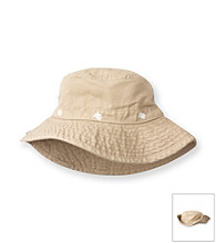 Carter's® Baby Boys' Tan Turtle Safari Hat