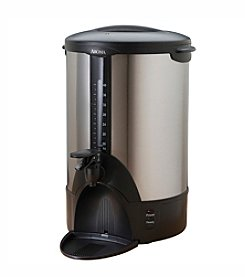 Aroma 40-cup Stainless Steel Coffee Urn