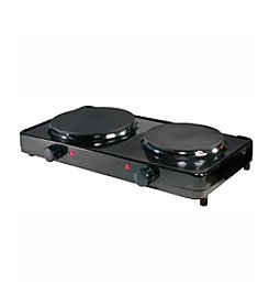 Aroma® Double Burner Hot Plate