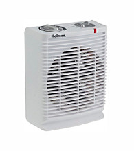 Holmes Desktop Heater Fan with Comfort Control Thermostat