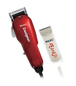 Wahl® Professional Designer and Peanut Clipper Combo