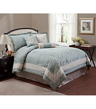 Ashford 7-pc. Comforter Set by Signet by Baltic Linens