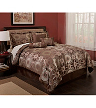 Princeton 7-pc. Comforter Set by Signet by Baltic Linens