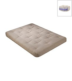 Serta® Hickory Cotton & Foam Futon Mattress