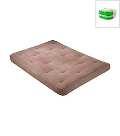 Serta® Sycamore Cotton & Foam Plush Futon Mattress