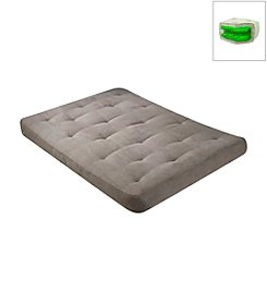 Serta® Cypress Cotton & Foam Innerspring Futon Mattress