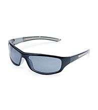 Paradise Collection® Men's Tortoise Medium Sport Wrap Sunglasses