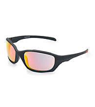 Paradise Collectoin® Men's Black Medium Sport Wrap Sunglasses