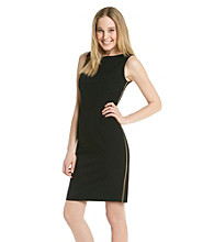 Calvin Klein Chain Sheath Dress
