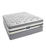 Beautyrest Recharge Talbot Drive Plush Pillow-Top Mattress & Box Spring Set