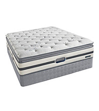 Beautyrest Recharge Pembroke Place Plush Pillow-Top Mattress & Box Spring Set