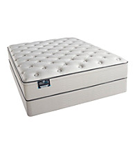 Simmons® BeautySleep Cole Valley Euro Pillow-Top Mattress & Box Spring Set