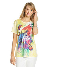 Breckenridge® Short Sleeve Sublimation Print Tee