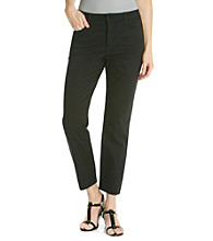 Jones New York Signature® Black Soho Ankle Jean
